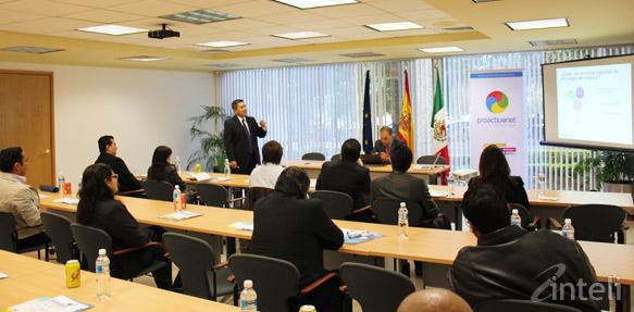 Inteli inteli y proactivanet ofrecen conferencia oficina for Importancia de la oficina wikipedia